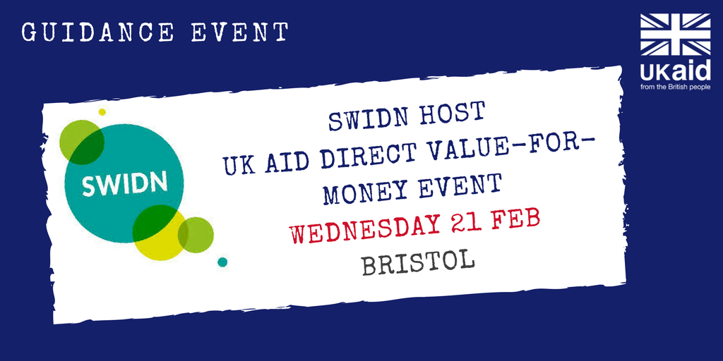SWIDN to host a value-for-money event